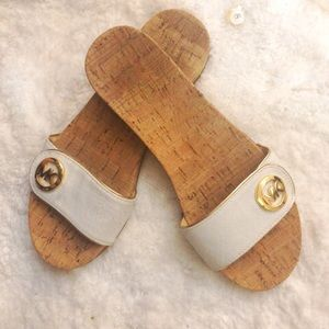 🔥Michael Kors Rubber Sole Sandals🔥